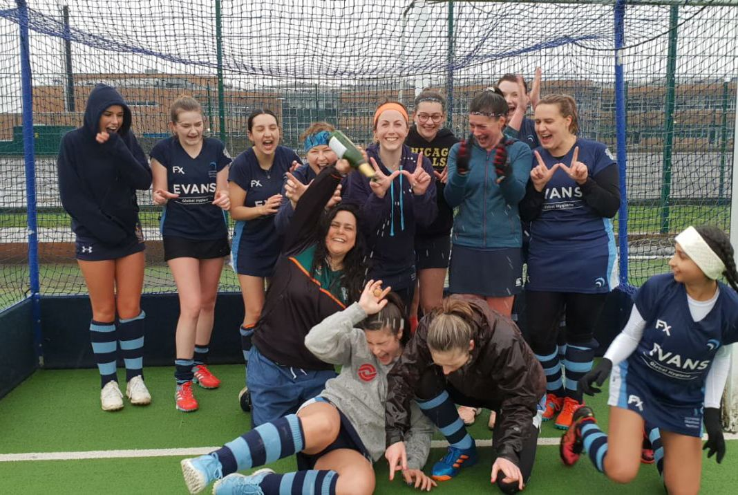 Hockey 3rds lead the way!