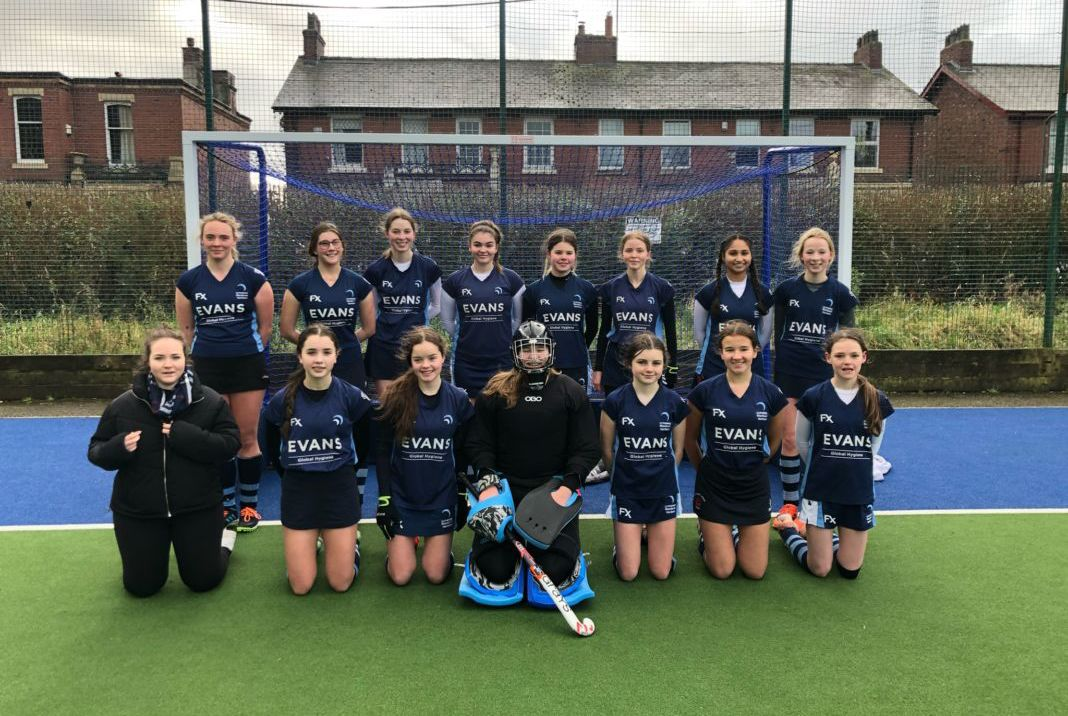 Northern's Hockey Under-16s Line-up for 2021
