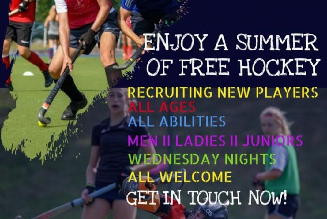 Amazing Offer from Hockey for the Spring / Summer!