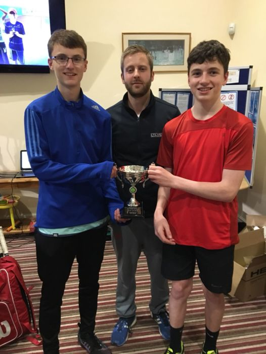 Alex George Holcombe Trophy 2018