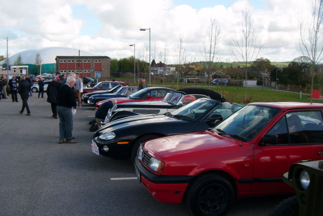 Classic Cars revisit Northern