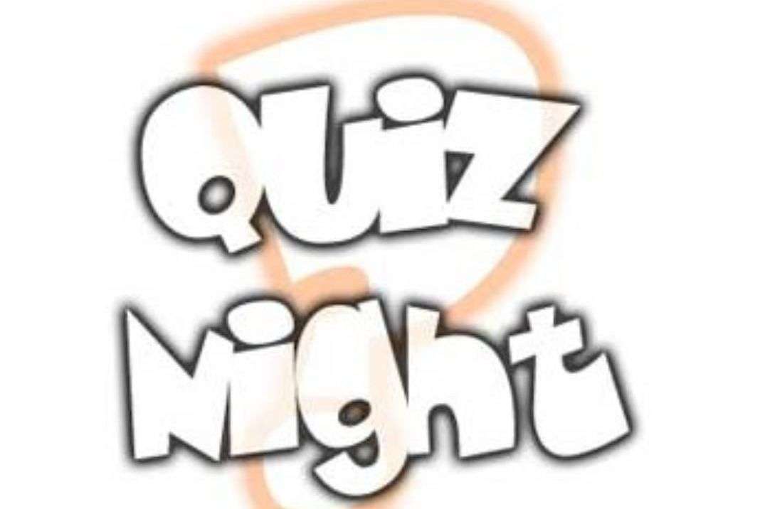 Quiz Night  CANCELLED .......  Sorry!