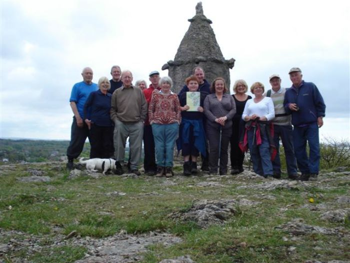 13-05-19 Team Photo at The Pepper Pot (Small)